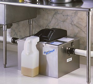 W 200 Is Big Dipper Grease Traps Automatic Grease Traps